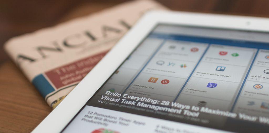 gestione aziendale digitalizzata